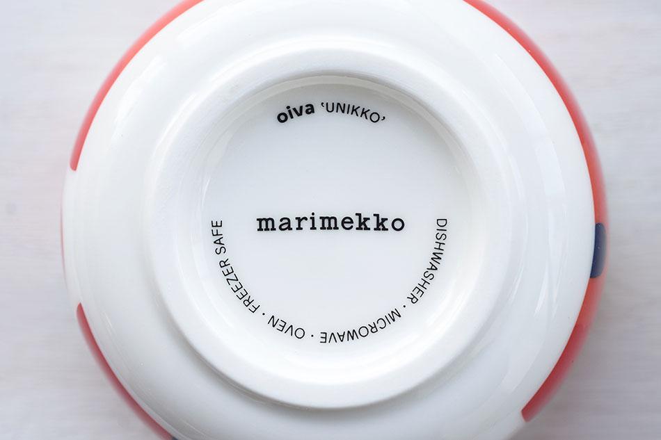 ボウル 9cm(マリメッコ) Bowl 9cm(marimekko)