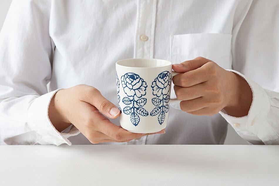 マグ(マリメッコ) Mug(marimekko)