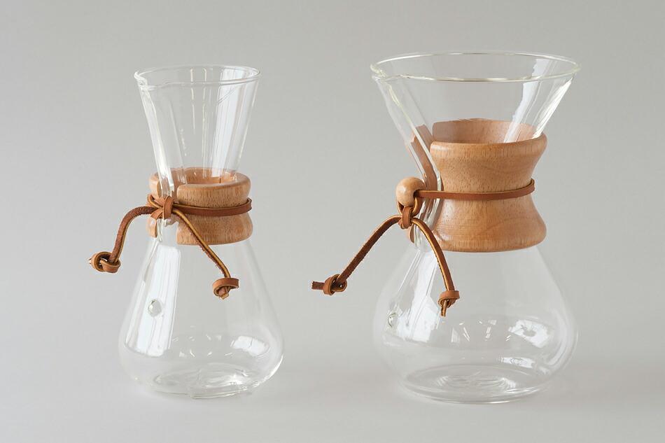 コーヒーメーカー 3カップ CM-1C クラシックシリーズ(ケメックス) Coffee Maker 3Cup(CHEMEX)