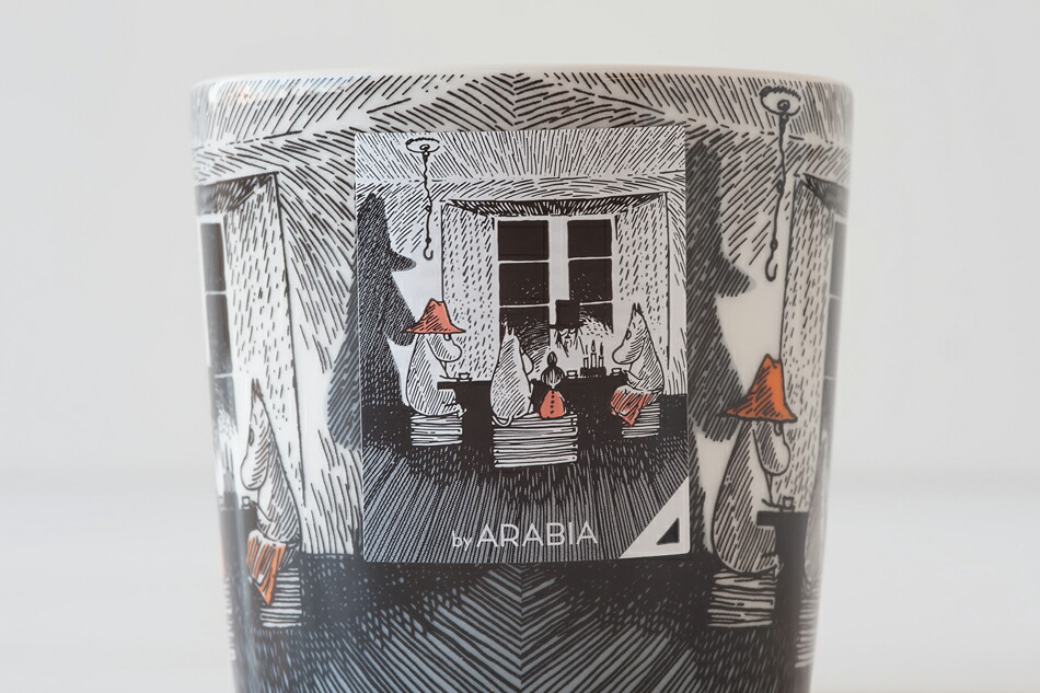 ARABIA Moomin True to its origins
