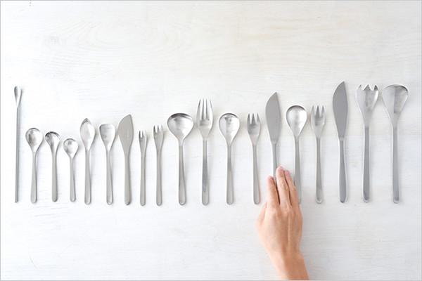 YANAGI SORI Stainless Cutlery