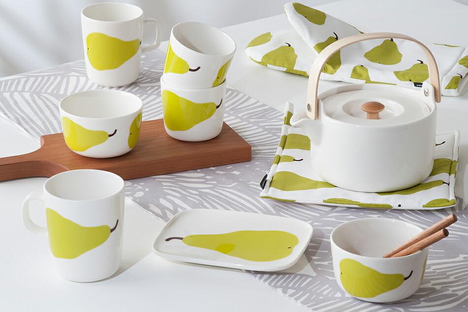 ヴィヒキルース テーブルウェア(マリメッコ) Vihikiruusu tableware(marimekko)