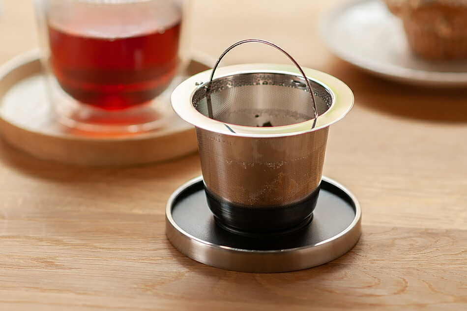 LT カップ ストレーナー付 260ml(キントー) LT cup with strainer 260ml(KINTO)