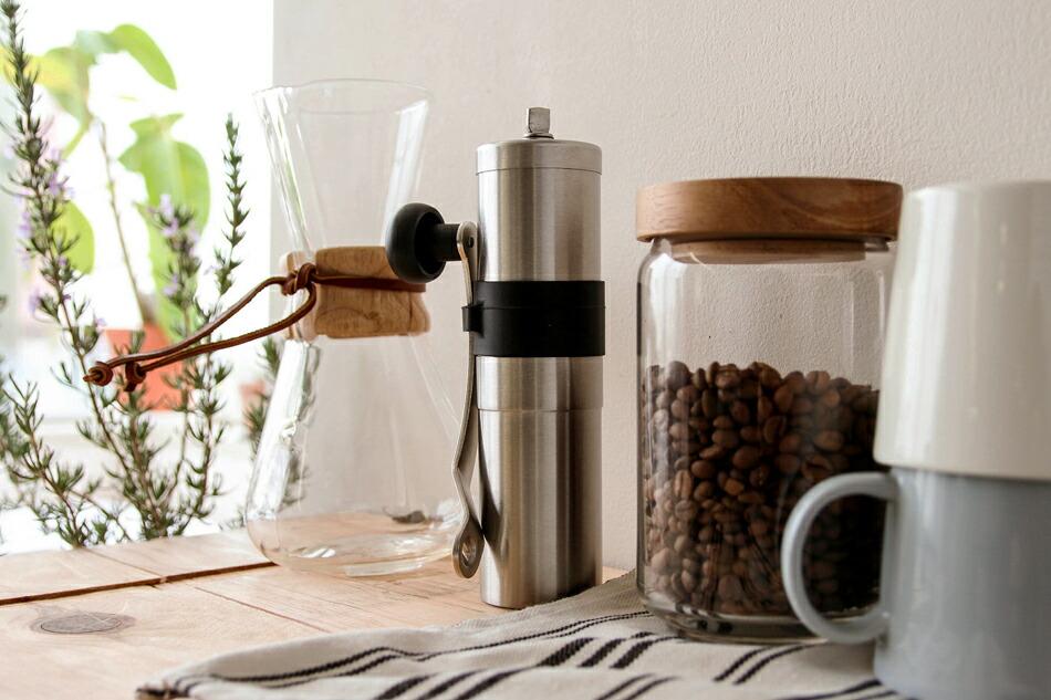 セラミック コーヒーミル・�(ポーレックス) CERAMIC COFFEE MILL(PORLEX)