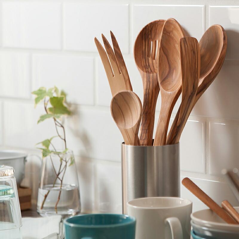 オリーブの木 キッチンツール(スキャンウッド) Oliventrae Kitchen Tool(ScanWood)