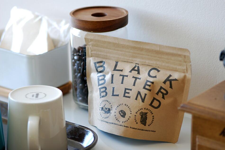 フリーデザイン オリジナルコーヒー ブラックビターブレンド 100g