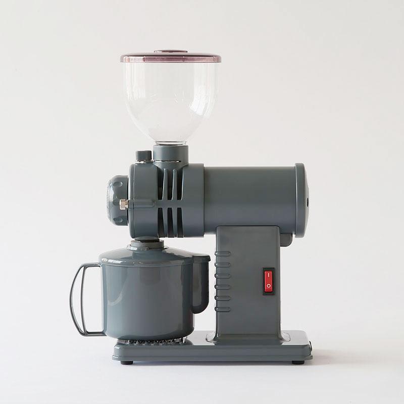 みるっこ コーヒーミル R-220 スレートグレー(フジローヤル)