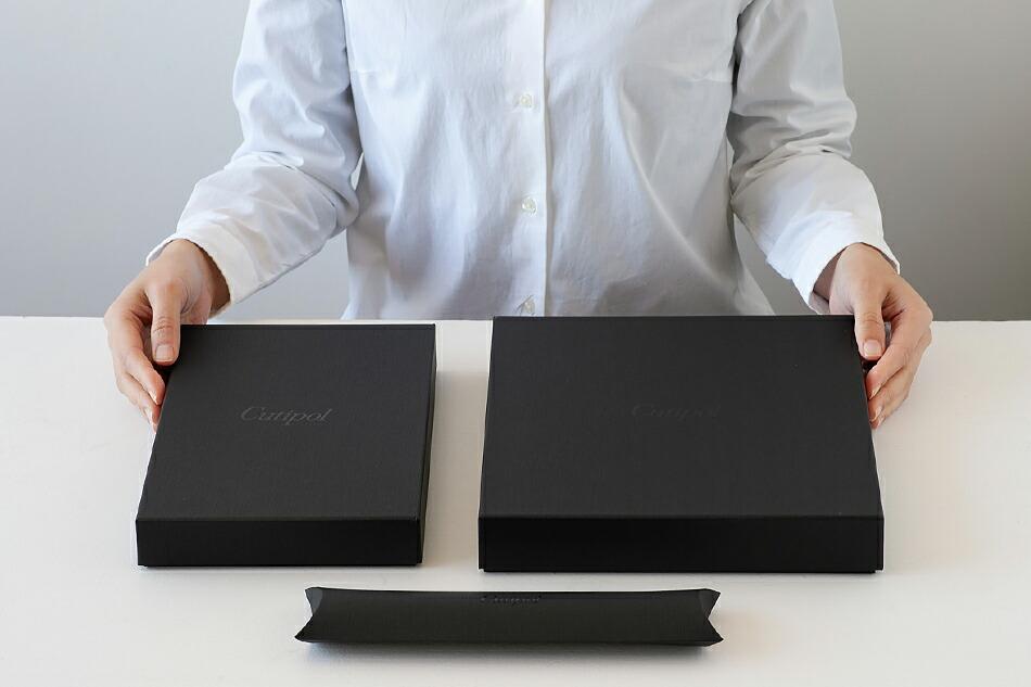 ギフトケース&ギフトボックス(クチポール) Gift Case & Gift Box(Cutipol)