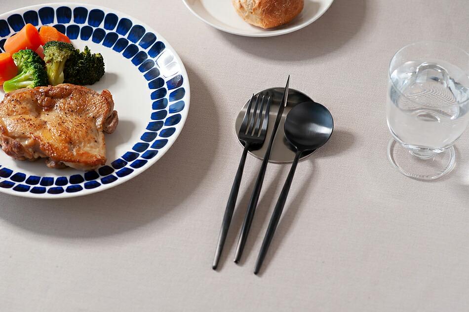ムーンマット ブラック カトラリー(クチポール) MOON MATT Black Cutlery(Cutipol)