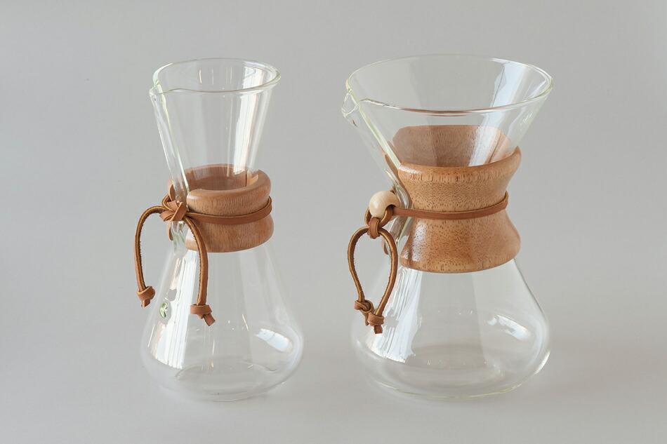 コーヒーメーカー ハンドブロウ(ケメックス) Coffee Maker hand brow(CHEMEX)