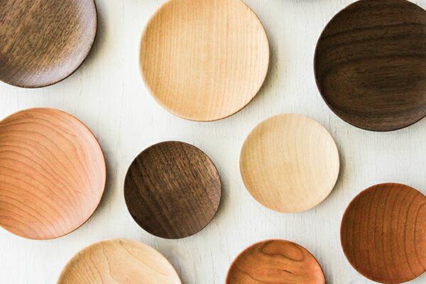 クラフト木の実 豆皿