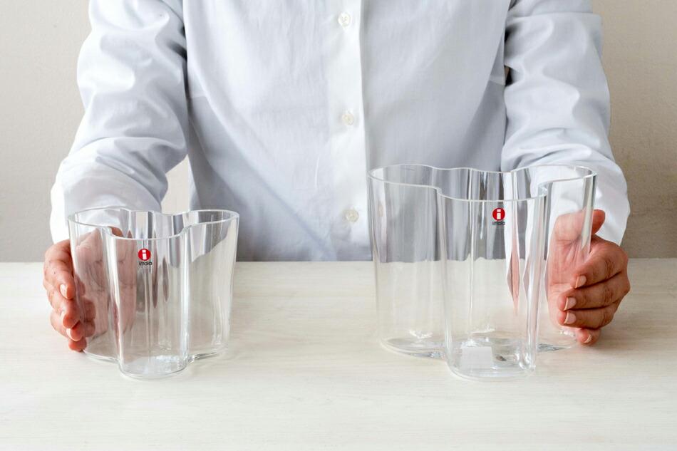 アルヴァ・アアルト ベース(イッタラ) Alvar Aalto Collection Vase(iittala)