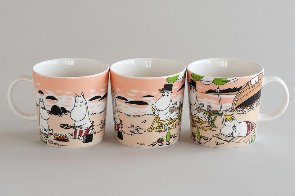ムーミンマグ トゥギャザー moomin mug together