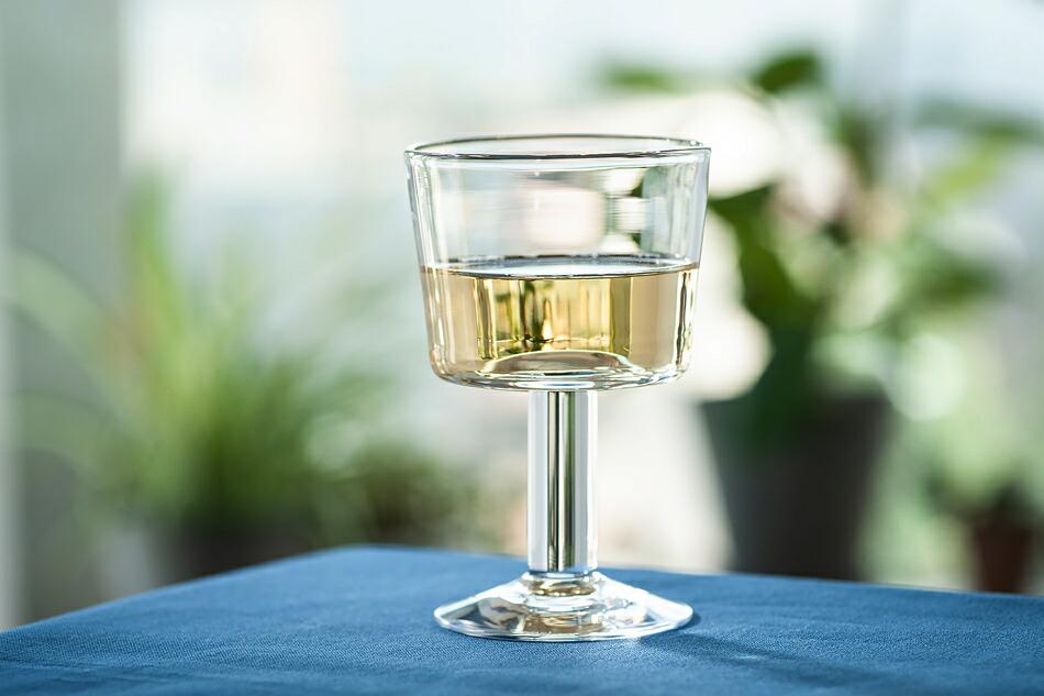 バイヤ ワイングラス(スクルーフ) Balja Wine Glass(SKRUF)