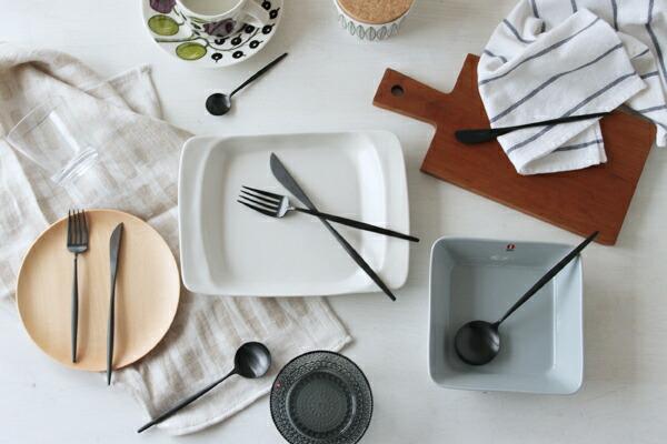 Cutipol MOON MATT Black Cutlery