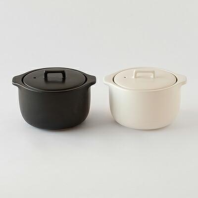 カコミ 炊飯土鍋 2合(キントー) KAKOMI Rice Cooker(KINTO)