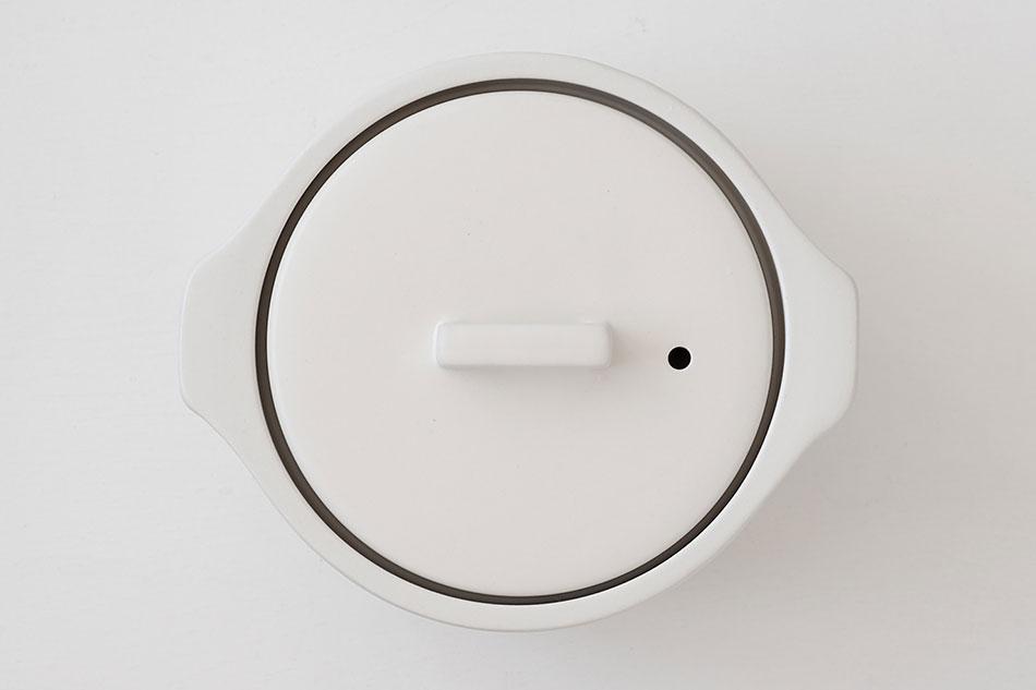 カコミ 炊飯土鍋(キントー) KAKOMI RACE COOKER(KINTO)