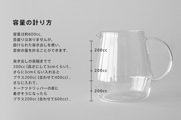 TORCH Coffee Server 