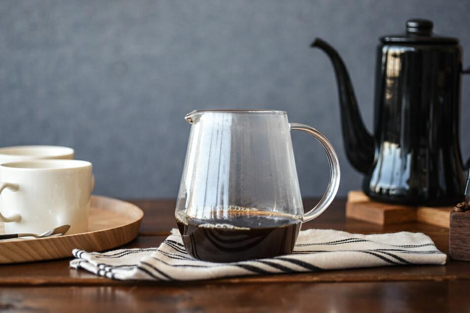コーヒーサーバー ピッチー(トーチ) Coffee Server Pitchii(TORCH)
