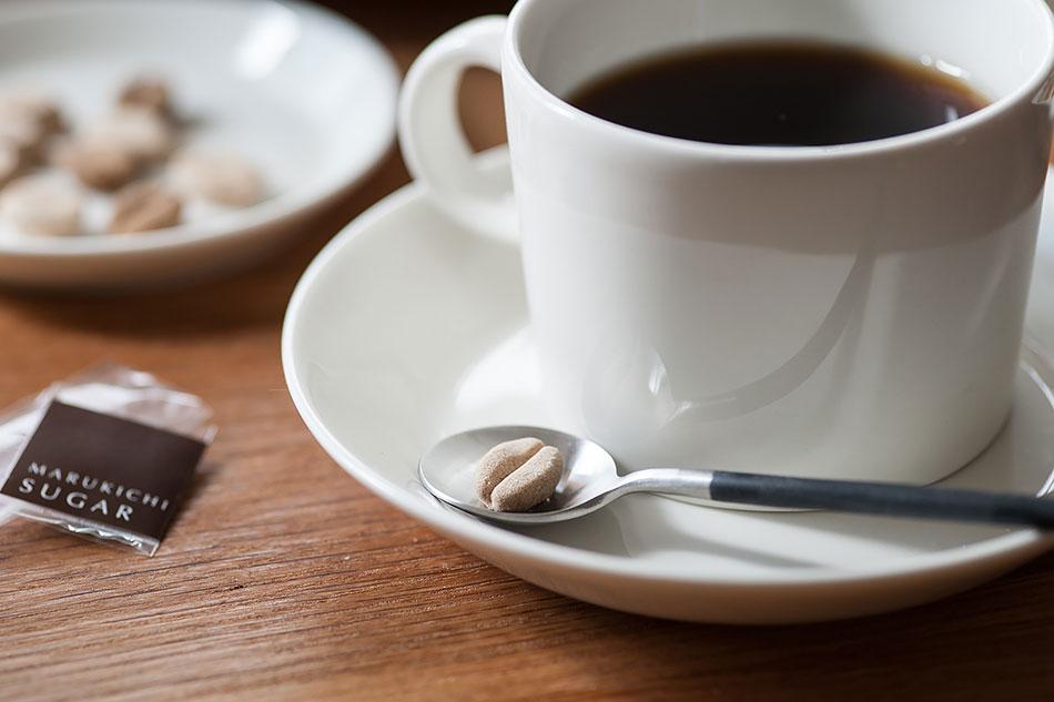コーヒーシュガー イメージ