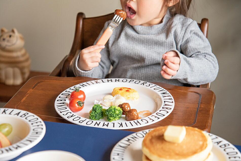 DESIGN LETTERS DINNER PLATE