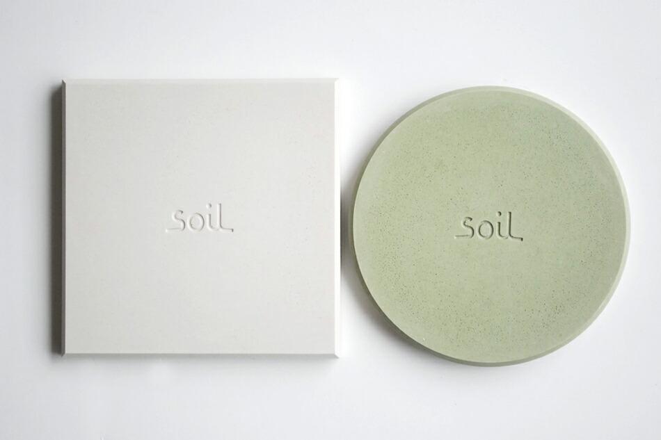 Soil(ソイル)コースター