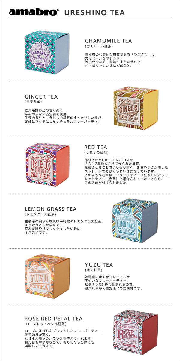 amabro うれしの紅茶