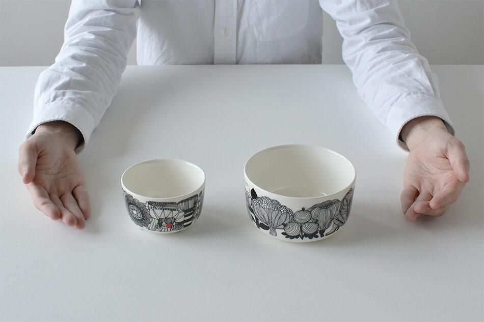 marimekko Siirtolapuutarha Tableware Series