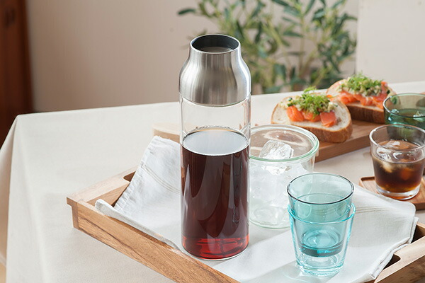 KINTO CAPSULE WATER CARAFE