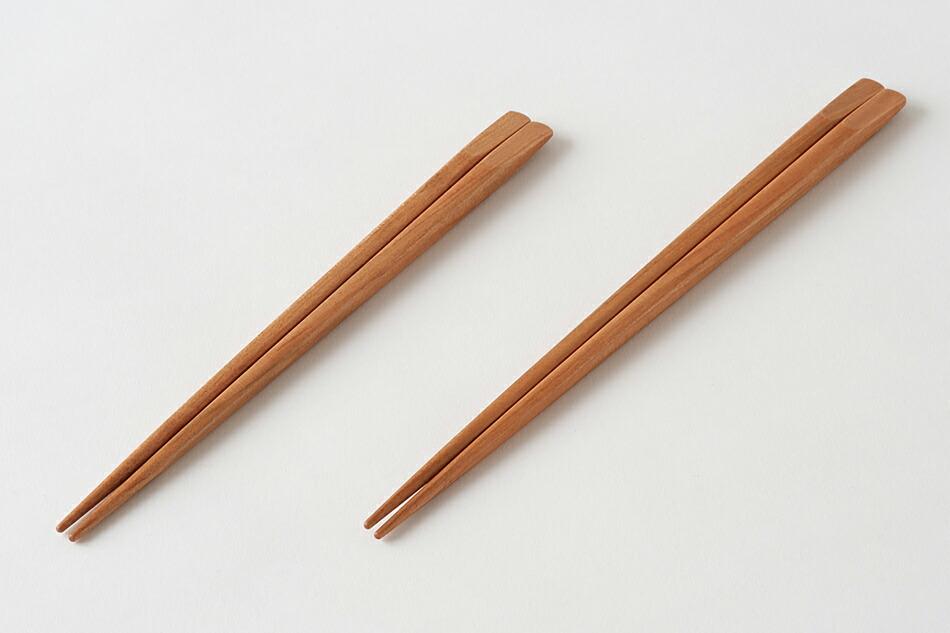 めいぼく箸 たがね(薗部産業) 銘木箸 たがね(SONOBE)