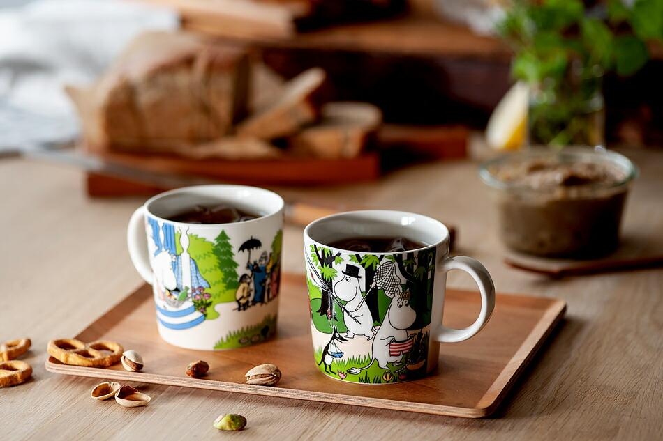 北欧食器  北欧の暮らし 北欧マグ フィンランド 北欧インテリア アラビア ムーミン マグ 2018 むーみん まぐ moomin mug arabia