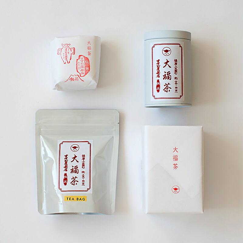 大福茶(すすむ屋 茶店)