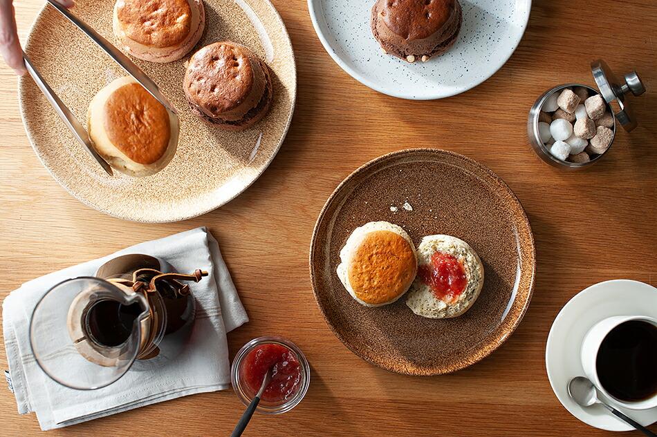 ブレックファーストプレート(デンビー) Breakfast Plate(Denby)