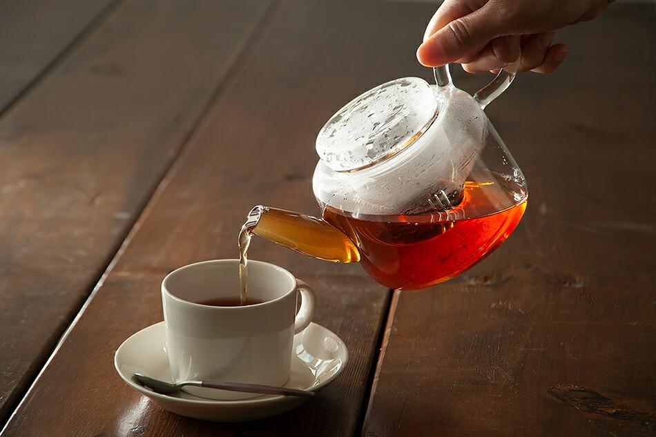 ピューマ ティーポット(イッケンドルフ) PIUMA Tea Pot(ICHENDORF)