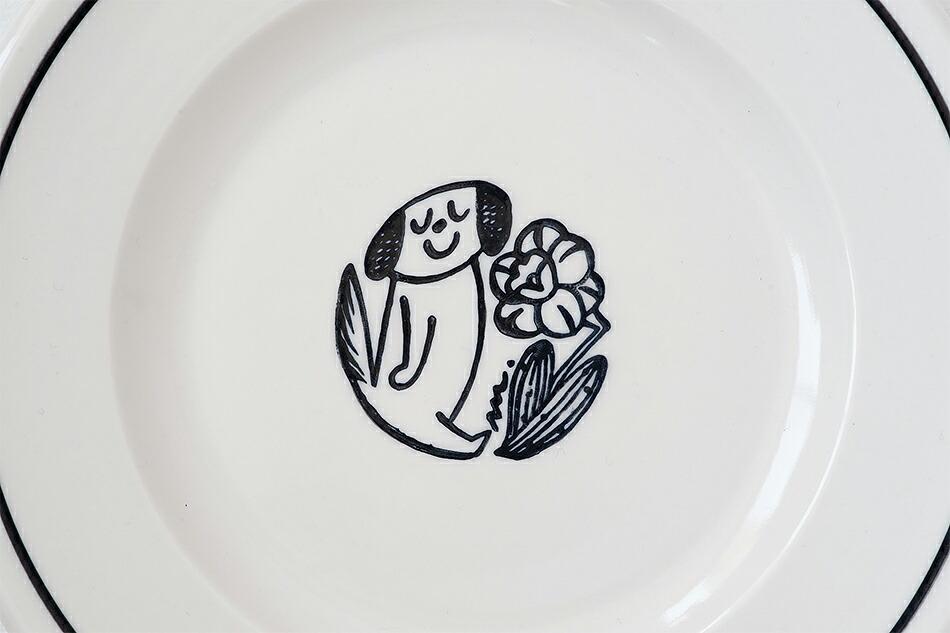 ノワール プレート(ジョン ジュリアン×鹿児島睦) NOIR Plate(JOHN JULIAN×Makoto Kagoshima)