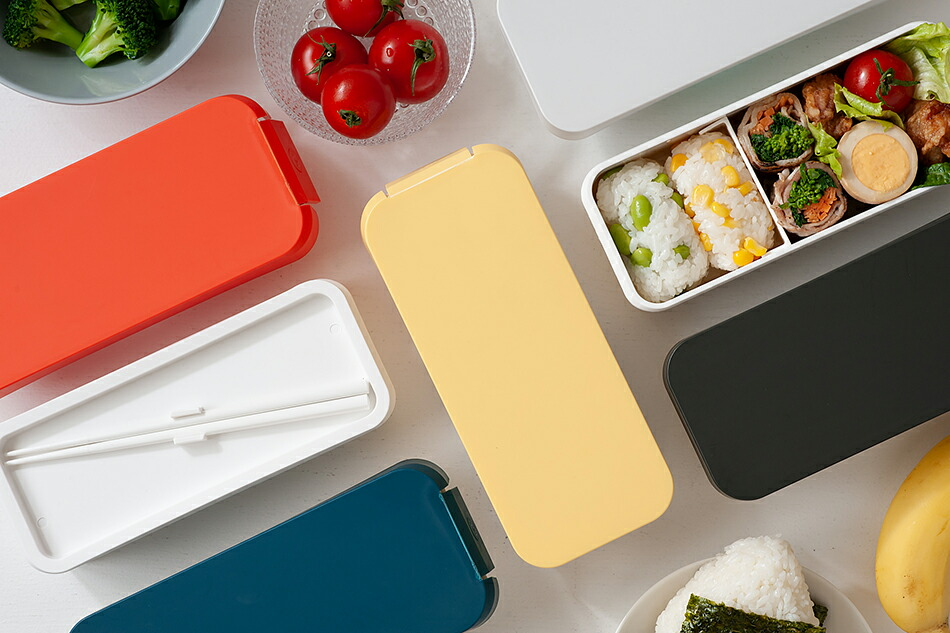 ワンロック ランチボックス(タック) One lock lunch box(tak.)