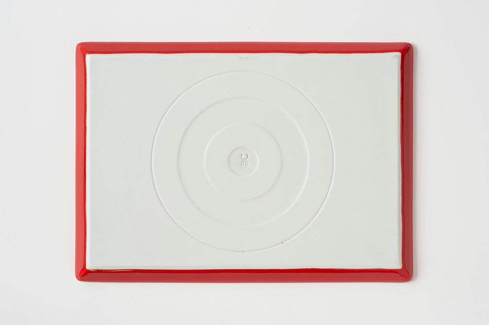 スクエアプレート(ハサミ) Square Plate(HASAMI)