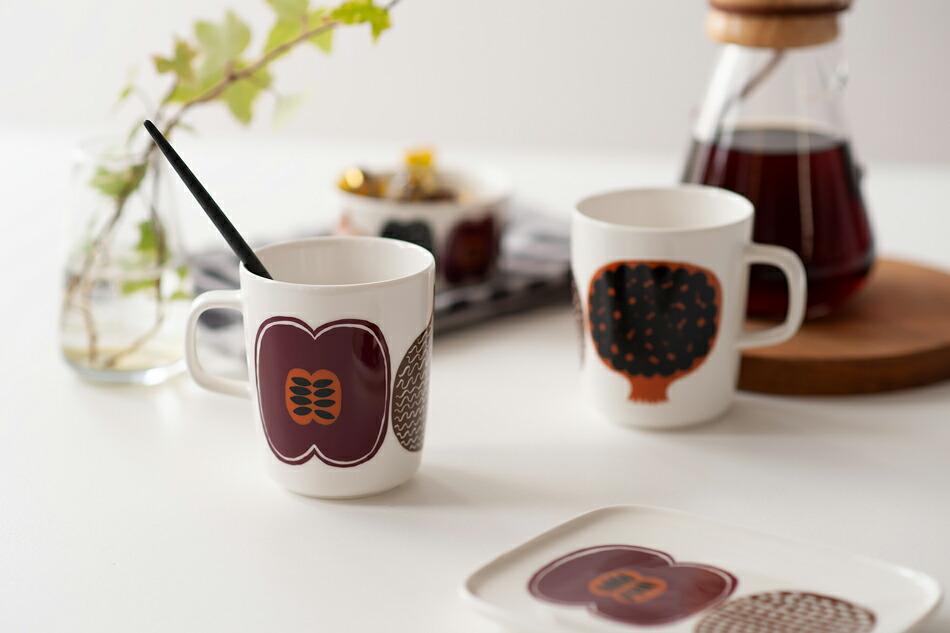 マグ(マリメッコ) Mug(marimekko) コンポッティ/Kompotti