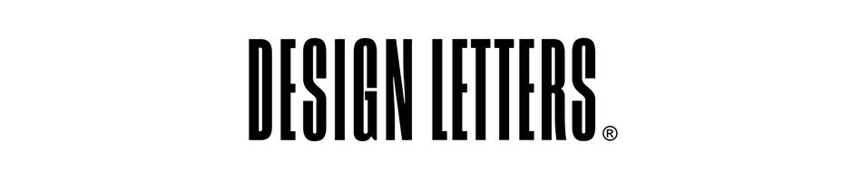 デザインレターズ/DESIGN LETTERS