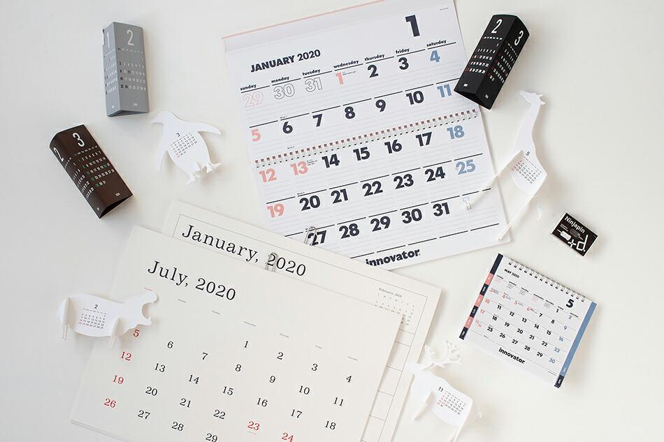 カレンダー Calendar