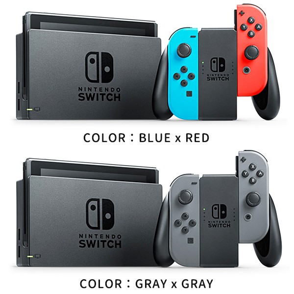 Nintendo Switchゲーム機【目録引換券・A3パネル付き】