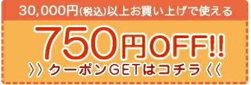 750円クーポン