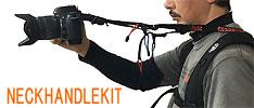 Kemeko カメラストラップ バックパック取り付けタイプ