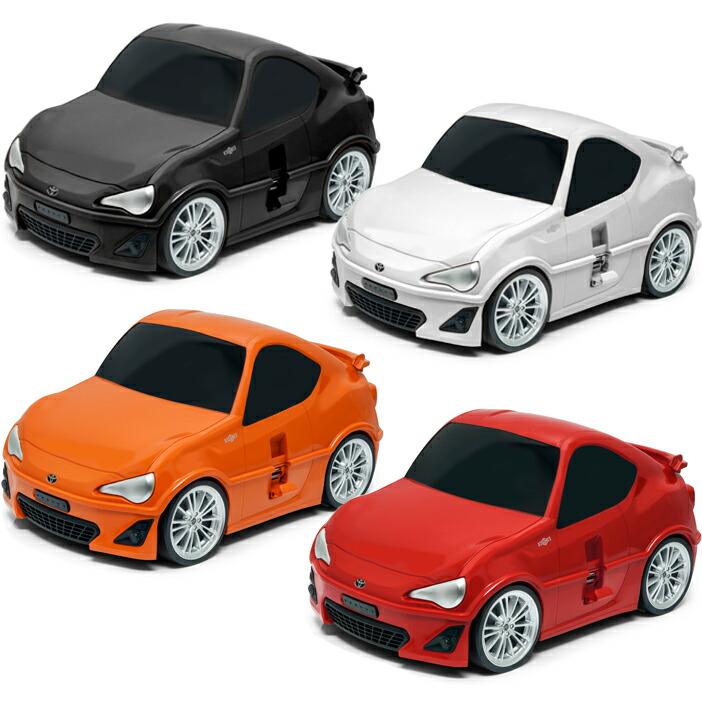 車のおもちゃ/キャリーケース/Ridaz/おもちゃ箱/トヨタ86