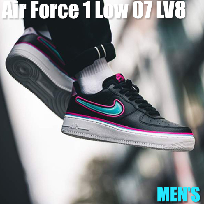 0f4169938759 Nike Air Force 1  07 LV8 Sport NBA Nike air force 1  07 LV8 sports NBA  AJ7748-002 men sneakers running shoes
