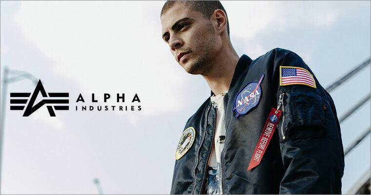 ALPHA アルファ メンズ 大きいサイズ 通販