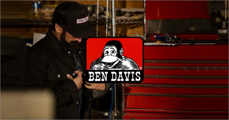 BEN DAVIS ベン デイビス メンズ 大きいサイズ 通販