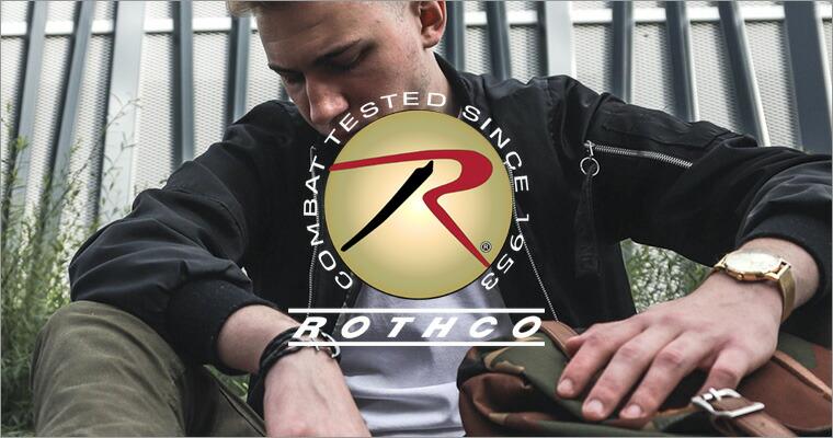 ROTHCO ロスコ  メンズ 大きいサイズ 通販