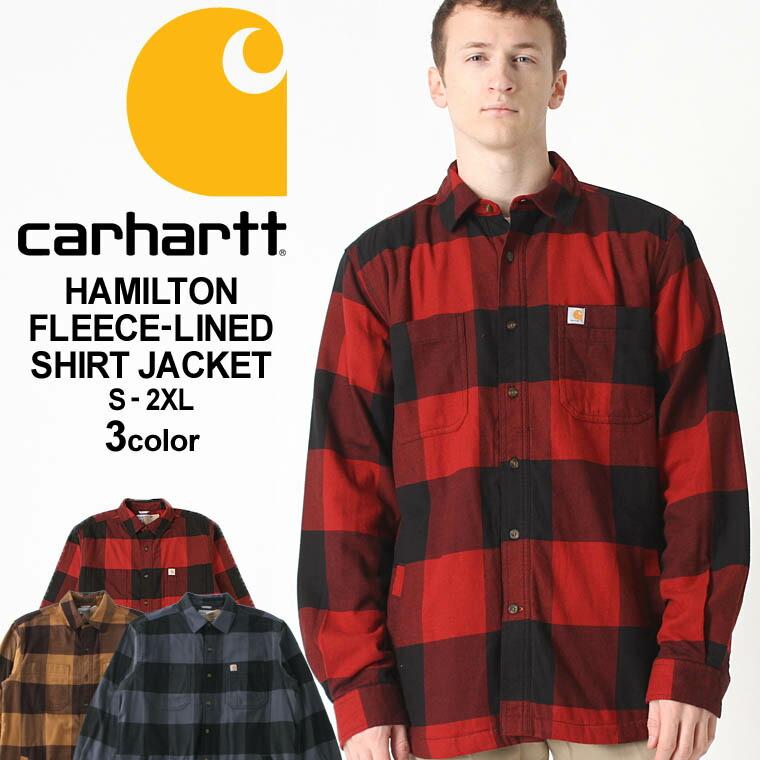 Carhartt シャツジャケット