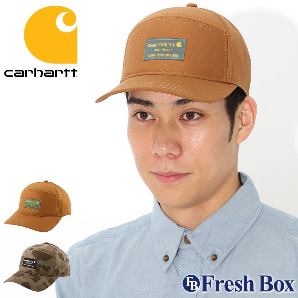 【送料無料】 カーハート キャップ ラギッドフレックスストレッチ メンズ レディース 104189 USAモデル|ブランド Carhartt|帽子 サイズ調整可能